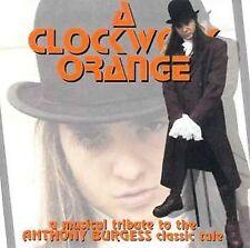 A Clockwork Orange Tribute Cd - Band Of Pain - New