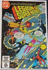 Legion of Super Heroes #278 (DC comics) F/VF