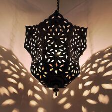Lámpara de techo oriental MARRUECOS Lámpara Colgante Linterna boha Warda d50cm