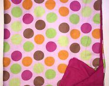 Weighted blanket Pink Polka-Dots 8 Lbs. Handmade