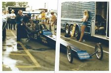 1970s Drag Racing-Candies & Hughes-Top Fuel Dragster-Richard Tharp