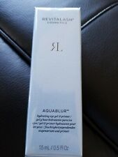 RevitaLash Cosmetics AquaBlur Hydrating Eye Gel & Primer - 0.5 Fl Oz / 15 mL