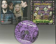 OZZY OSBOURNE & COAL CHAMBER Shock the monkey RARE MIX PROMO DJ CD Peter Gabriel