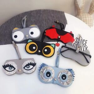 Sunglasses protective cute case bag accessories