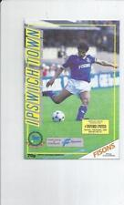 Ipswich Town Division 2 Home Teams F-K Football Programmes