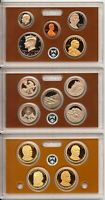 2012 United States PROOF Coin Set - US Mint Official - Genuine Authentic