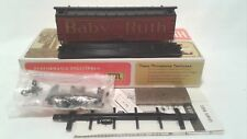 HO SCALE TRAIN MINIATURES BABY RUTH  40' REEFER # 6240