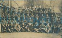 WW1 Army Pay Corps York 1915 Colonel, Lieutenant, NCOs platoon photo