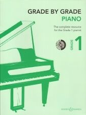 GRADE BY GRADE Piano Grade 1 + CD Farrington