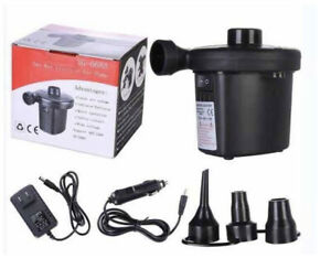 Multi-function Two Way Electric Air Pump XG-668A Inflator And Deflator