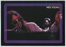 Neil Young - Live In Japan Japan Program March 3-11 1976