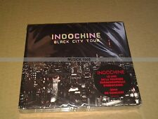 INDOCHINE - BLACK CITY TOUR 2 CDs - DIGIPACK - COLLECTOR NEUF