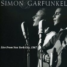 Simon And Garfunkel - Live New York City, 1967 NEW CD