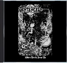 "SENTENCED ""When Death Joins Us"" DEATH METAL ENTOMBED CANNIBAL CORPSE DISMEMBER"