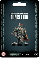 Games Workshop Warhammer 40K Chaos Space Marines Chaos Lord