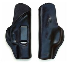 Turtlecreek Leather IWB Holster FNH FNP-40 - Right Hand Pattern & Fixed Clip
