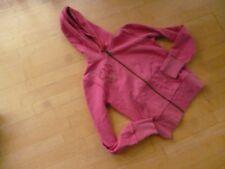 Cordon Jeans Sweatjacke Gr.M pink Kapuzenjavcke Fitness Sport
