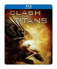 Clash of the Titans Blu-ray DVD Steelbook Combo Pack NEW SEALED