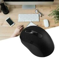 2.4GHZ Wireless Optical Mouse Mice Adjustable DPI With USB Receiver AU M6E2
