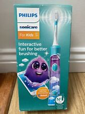 PHILIPS HX6322/04 Sonicare For Kids Sonic Electric Toothbrush IOS ANDROID New