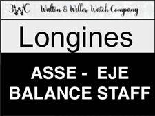 NOS New [1Pc = 1 Staff ] Für Longines Achse Balance Staff Asse Vintage WATCH 724
