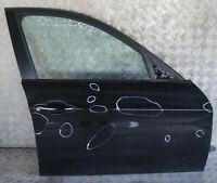 BMW 3 Series 2 E90 E90N E91 Door Front Right O/S Black Schwarz 2 - 668
