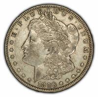 1896-O $1 Morgan Silver Dollar - Luster - Semi-Key Date - SKU-D2568