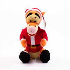 DISNEY Christmas Santa Hat Tigger plush - Winnie-the-Pooh WITH TAGS