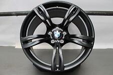 1x NEU Original BMW M6 6er F12 F13 20 Zoll Alufelge M343 M 343 2284707 9,5J 343M