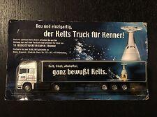 MAN Truck Kelts Beer - 1:64 Advertisement