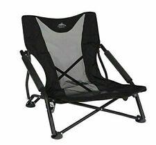 Cascade Mountain Tech Compact Low Profile Carry Case Folding Camp Chair