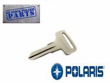 Polaris New OEM ATV Blank Key 20/21/67/68 Sportsman Scrambler Trail Boss Magnum