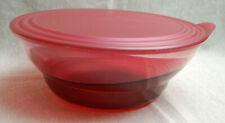 Tupperware Eleganzia Salat-Schüssel 3,2l Tupper Servierschüssel 3,2 Liter