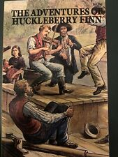 The Adventures Of Huckleberry Finn – Hardcover by Samuel Clemens – 1963