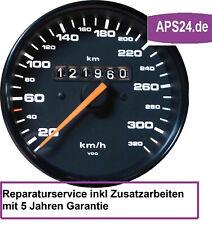 Porsche 911 993 964 Kilometerzäher defekt Tacho Fehler Reparatur