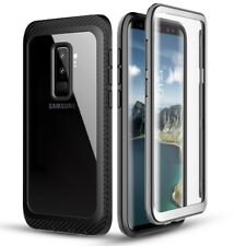 For Samsung Galaxy S9 Plus Shockproof Waterproof Case Built-in Screen Protector