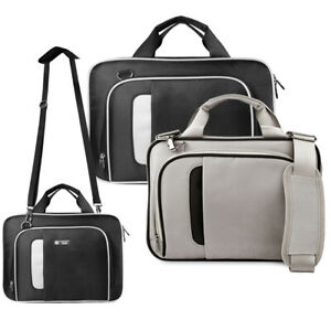 "Nylon Laptop Bag Tablet Case For 10"" Apple iPad Pro 11 / iPad 9.7 / iPad Mini"