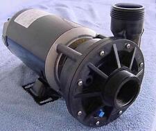 "Waterway 3420820-0Z  2 hp 2 speed 1.5""Spa Pump Side Discharge 230V Aqua"
