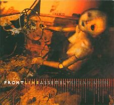FRONT LINE ASSEMBLY Reclamation - CD - Digipak - Limited 2000 - Reissue