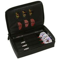 Formula Sports Dart Wallet In Black Holds 1 Sets Assembled Darts