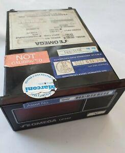 OMEGA DP460 Temperature C Meter Alarm Unit Panel Mount 230vac FOR Spares