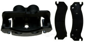 Disc Brake Caliper-Non-Coated Loaded with Ceramic Pads Rear Left,Front Right