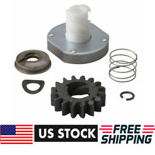 New Starter Drive Kit 16 Teeth for Briggs & Stratton 497606, 696541, 220-22012,