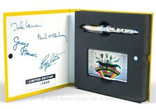 ACME Beatles Magical Mystery Tour LE Rollerball Pen and Card Case -RARE LOW#!