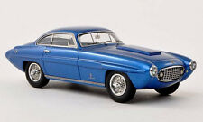 wonderful modelcar Jaguar Xk120 Ghia Supersonic 1954 - blue metallic - 1/43