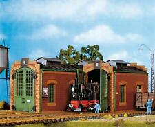330911 Pola G scale Kit of a Double track locomotive shed - NEW