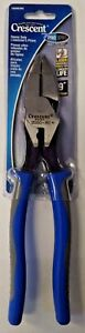 """Crescent Pro Series 20509CMG 9"""" Heavy Duty Linesman Pliers"""