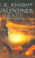 Valentines Exile (Vampire Earth, Book 5) by E.E. Knight