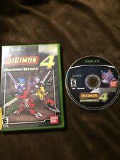 Digimon World 4 (Microsoft Xbox, 2005)