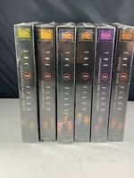 Vhs Lot, The X Files Vhs, Vhs New Sealed 6 Tapes